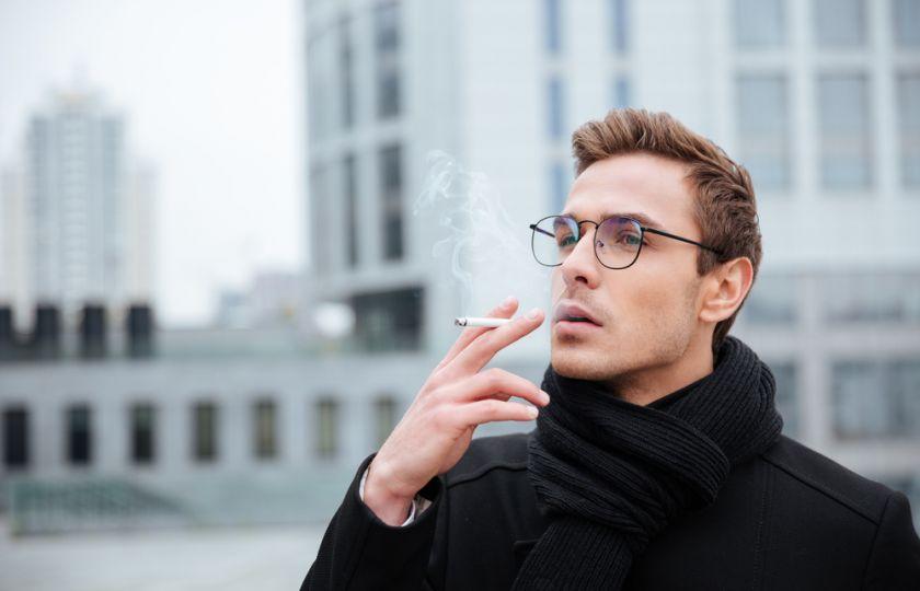 Někteří z nich svou spotřebu cigaret omezili, nebo kouření zcela zanechali.