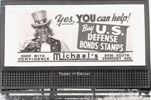 uncle sam billboard