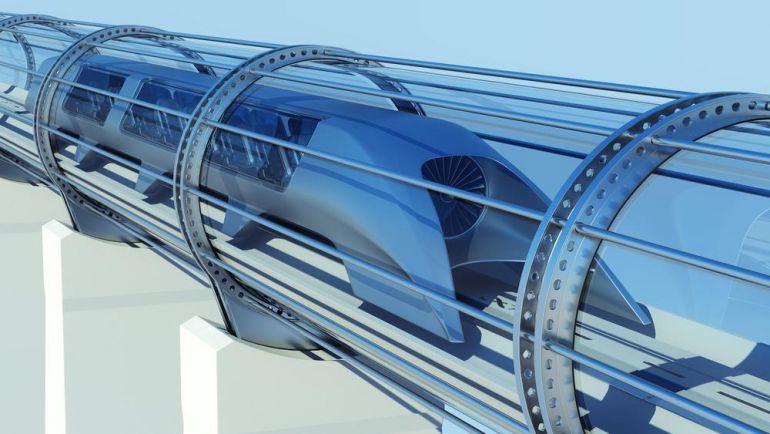 hyperloop shutterstock 532978156