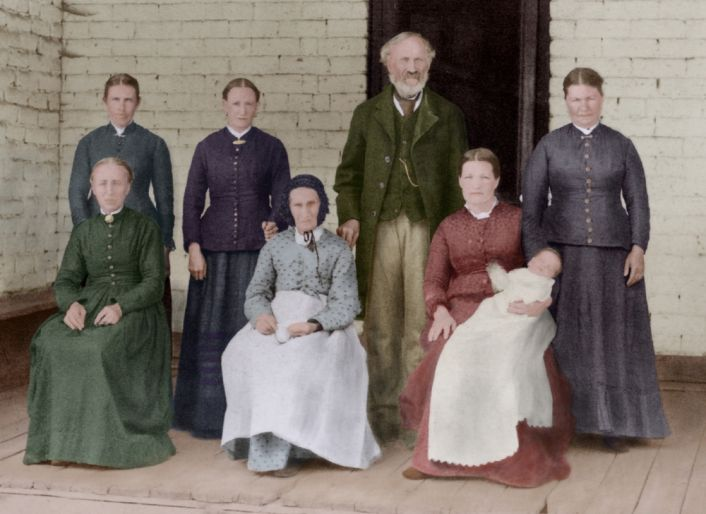 mormonská polygamie seznamka