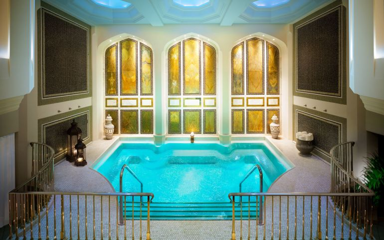gallery spa mineral pool