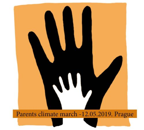 parents climate march
