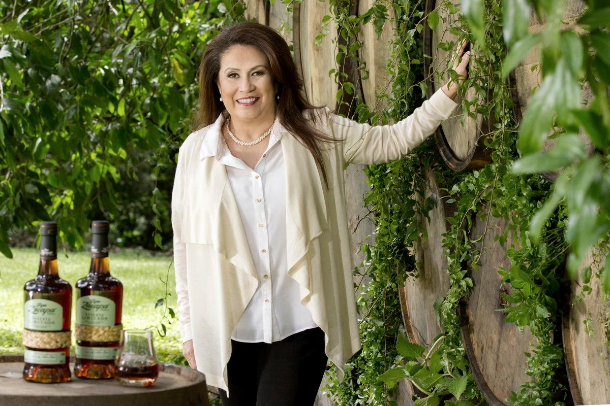 Rumu dává šturm křehká dáma Lorena Vasquéz