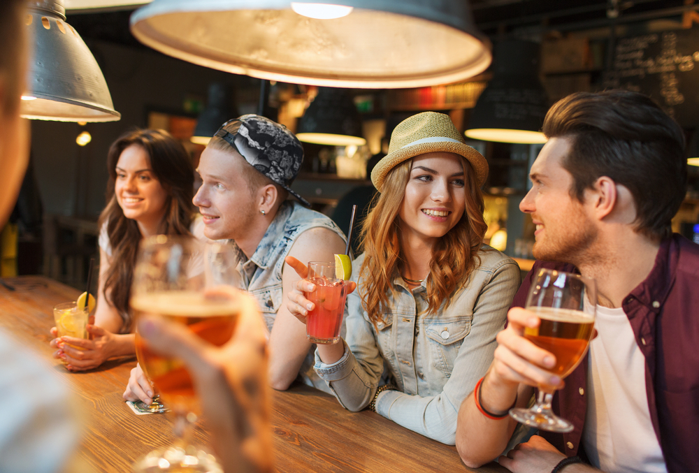 Čtyři druhy pijanů: Zjistěte, jestli máte problém s alkoholem