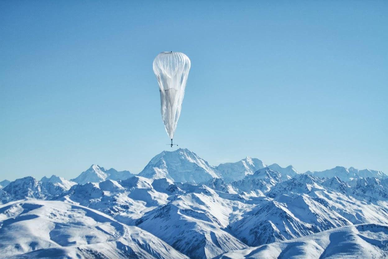 V Keni mají šířit internet horkovzdušné balóny