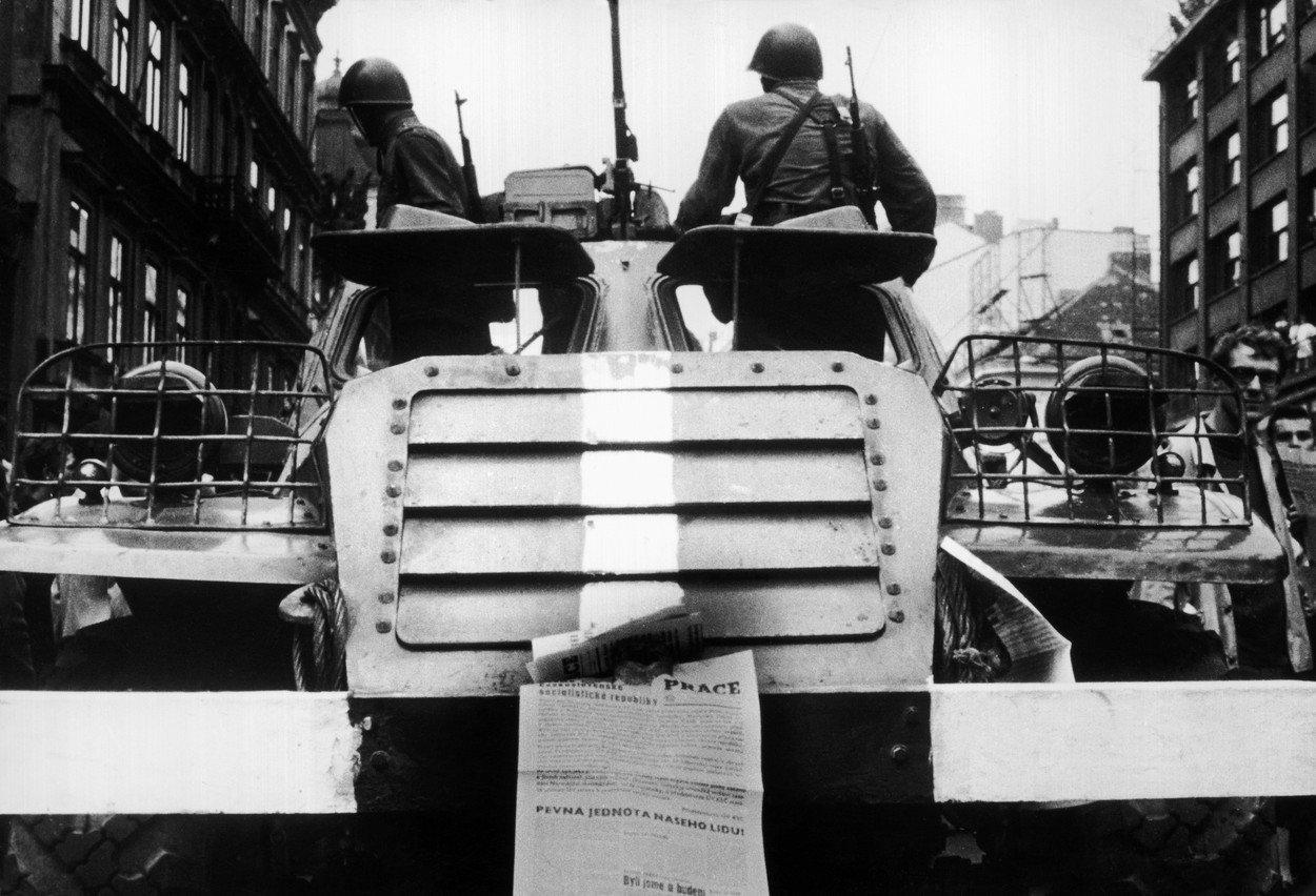 Očima svědků 1968: Josef Bartošek
