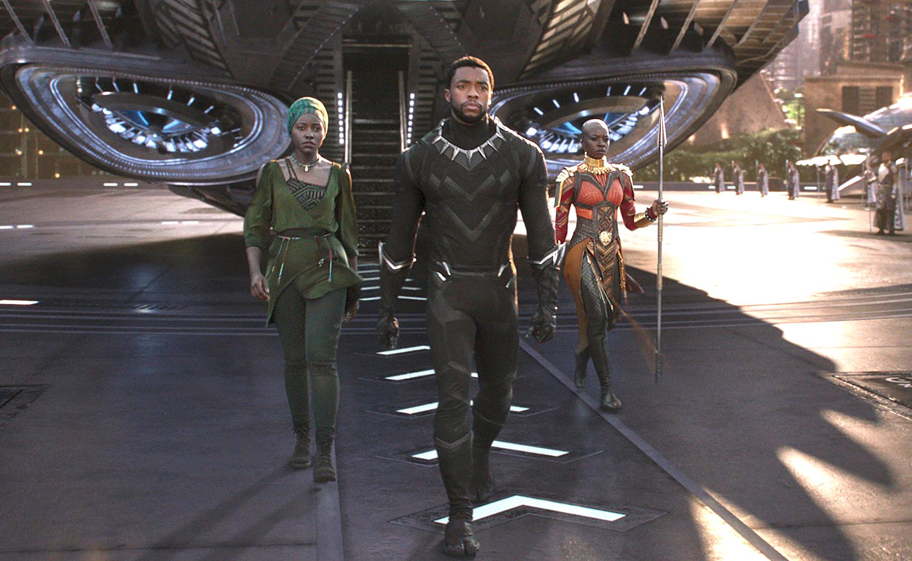 V Africe se probouzí k životu Wakanda s technologiemi budoucnosti