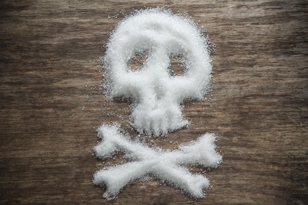 Cukr: legální droga s děsivými následky