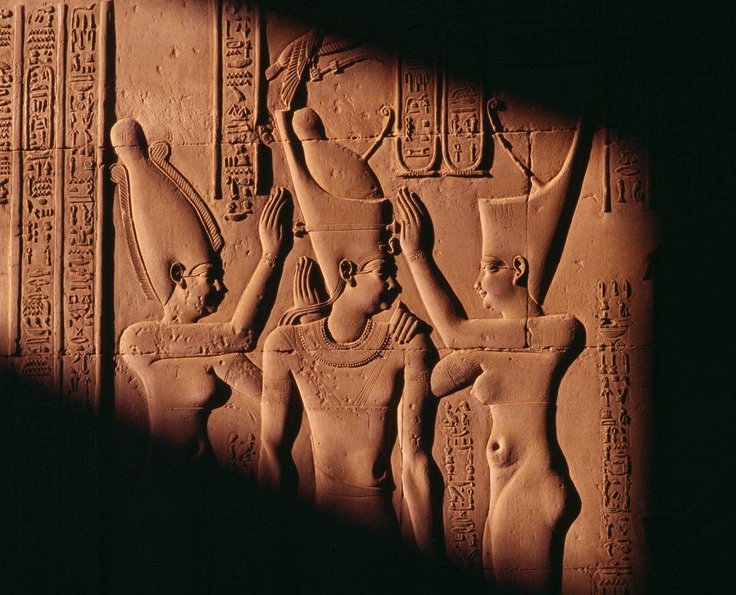 Vztahy a sex ve starověkém Egyptě byly dost uvolněné