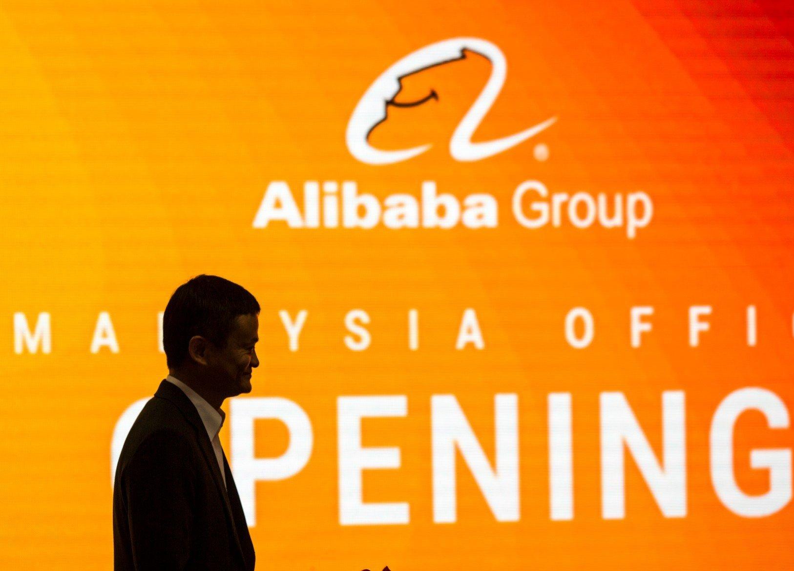Za vším hledej ženu. I za multimiliardovou Alibabou