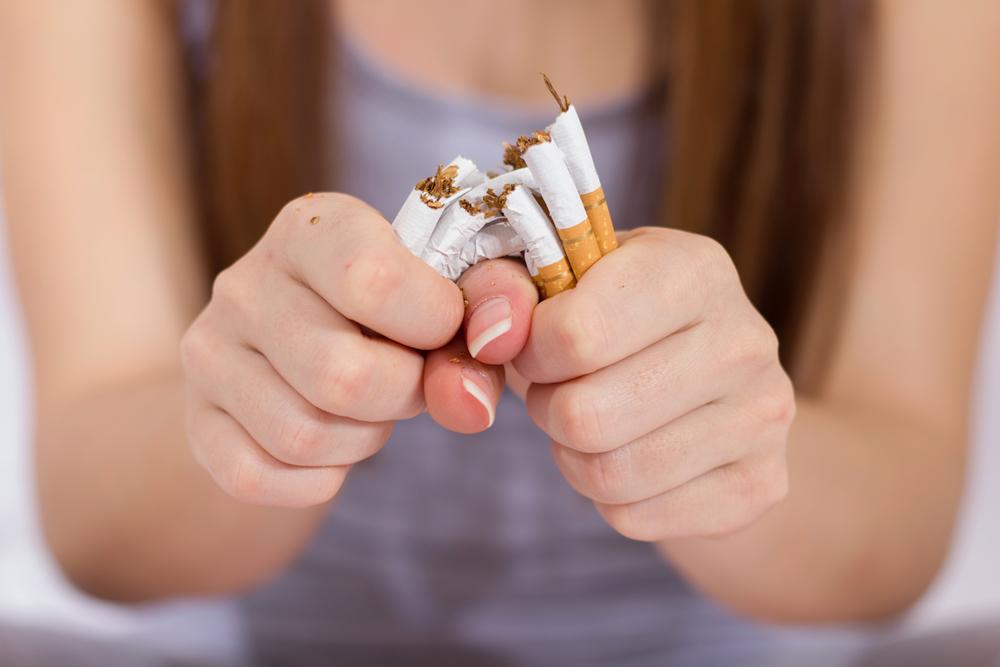 Jak mi Kanada pomohla, když jsem típla svou poslední cigaretu