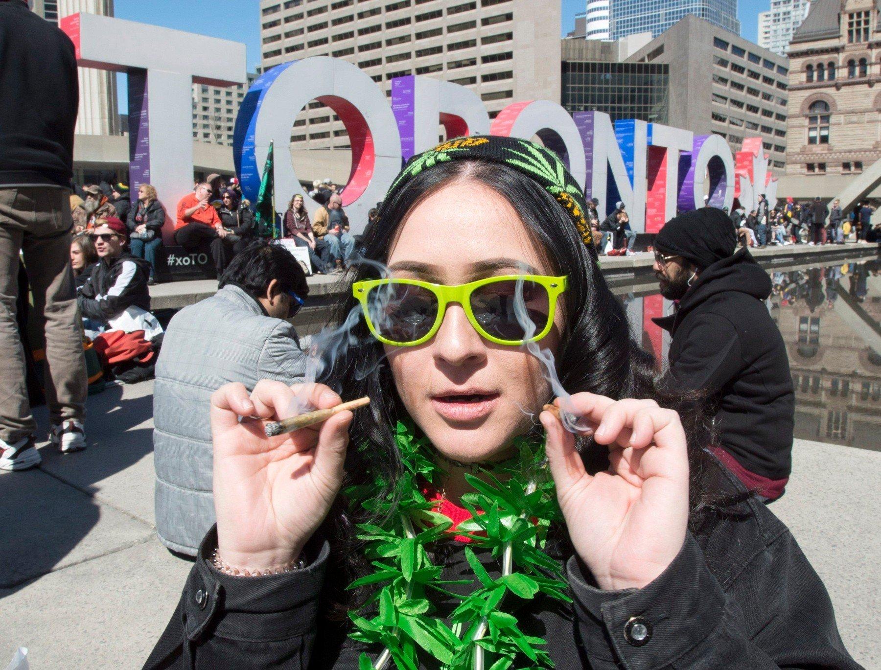 Kanadě chybí už jen krok k legalizaci konopí