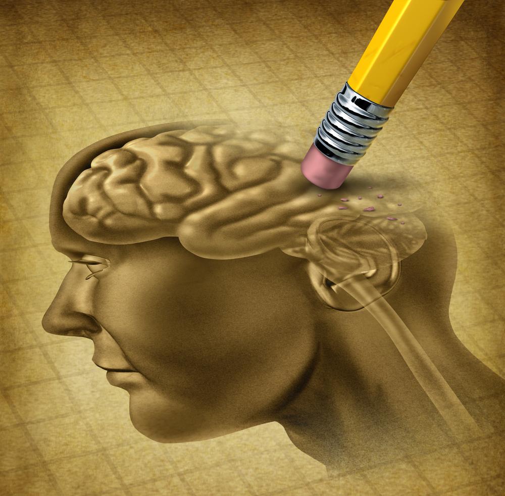 Jste ve stresu ze vzpomínek? Dají se vymazat
