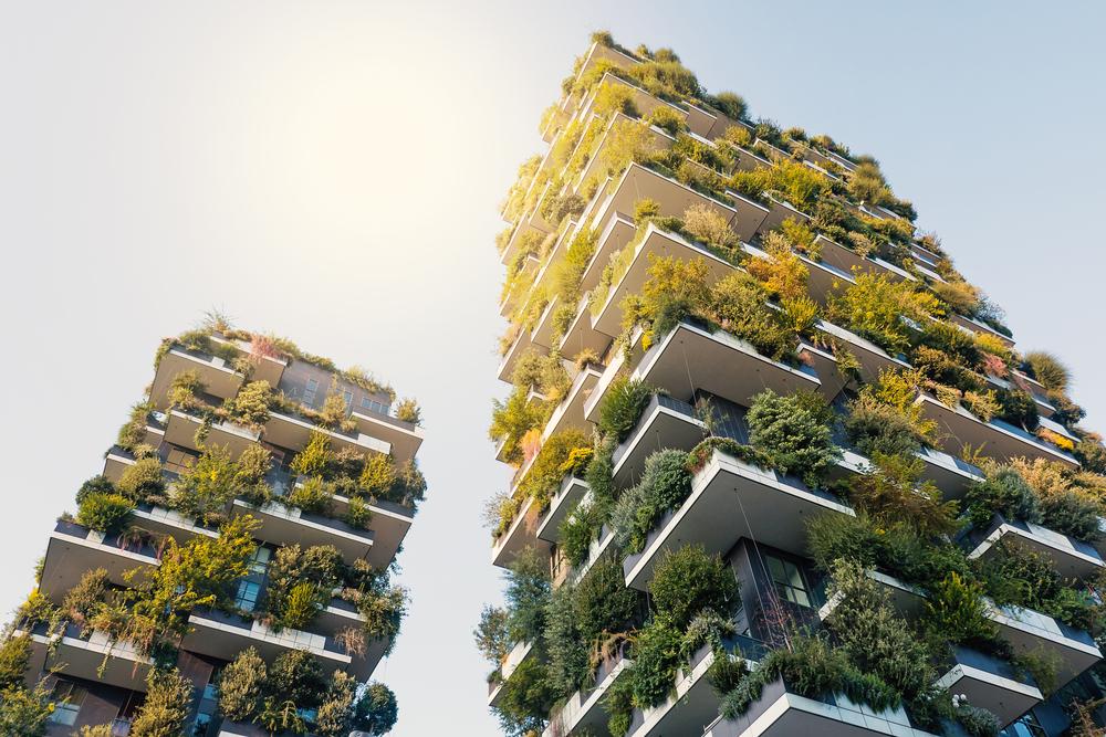 Zelená architektura: Místo mrakodrapu pojďme žít ve stromodrapu