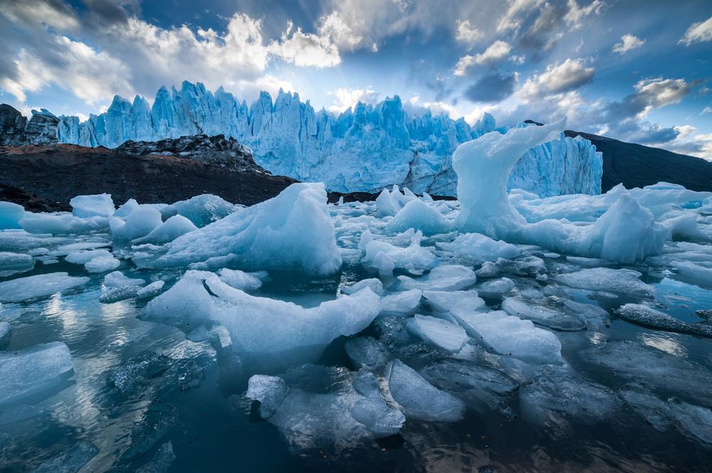 Hrozí ledový kolaps jako před 12 800 lety? Golfský proud slábne