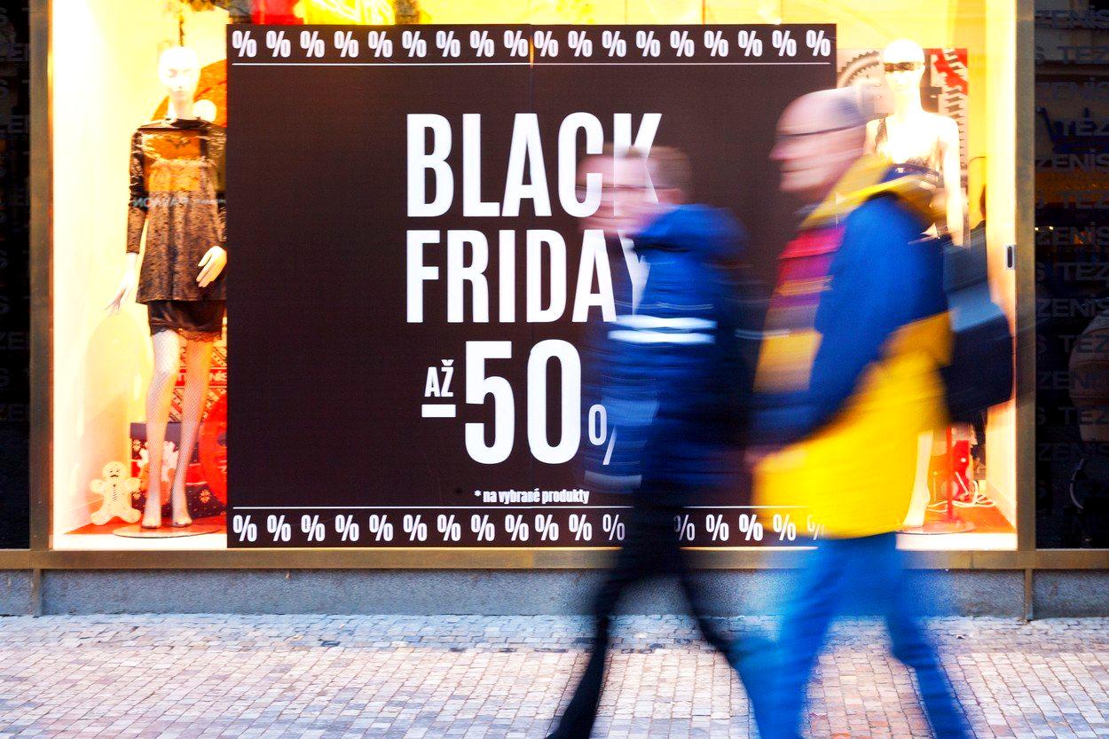 Co dělat, aby se Black Friday nezměnil v černou můru