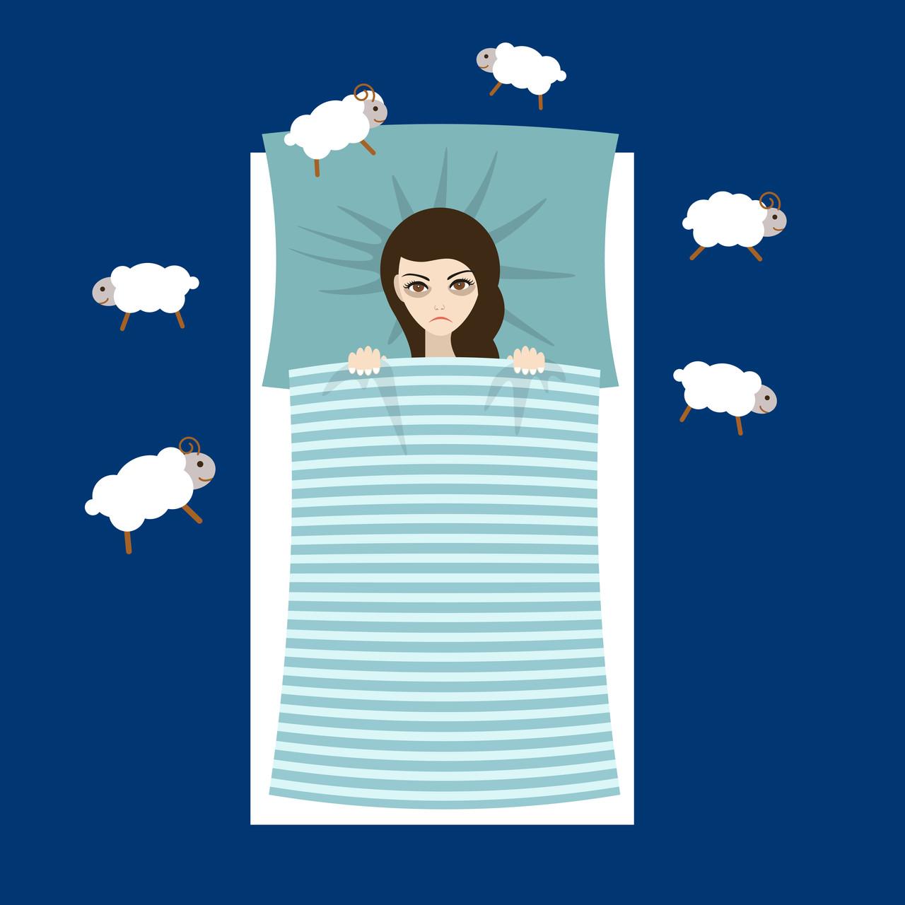 Když už se nechcete celou noc převalovat: 7 tipů pro lepší spánek