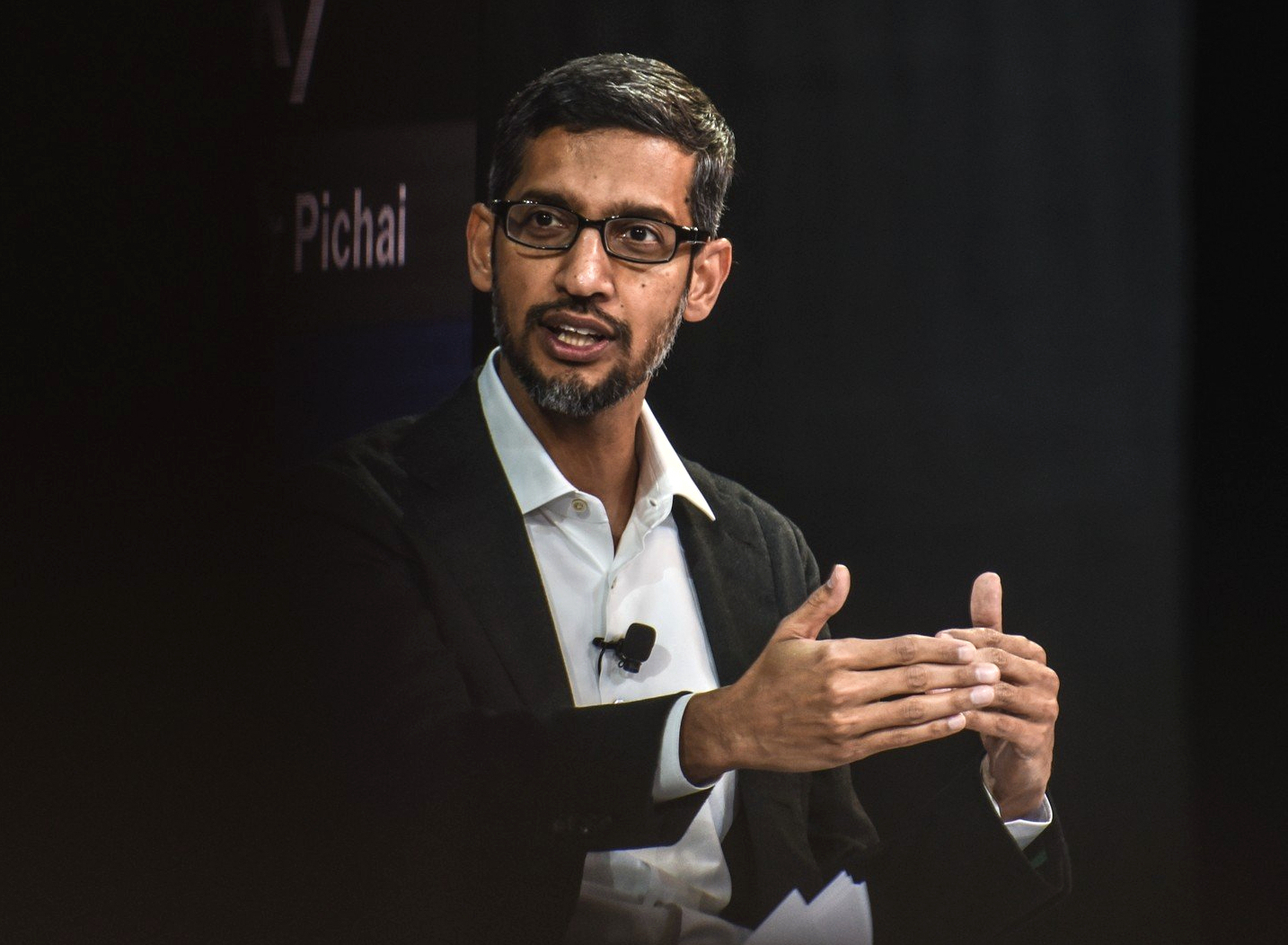 Technologie nevyřeší problémy lidstva, soudí nejvyšší šéf Googlu