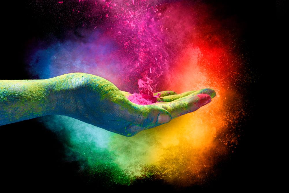 Jazyk, kterým mluvíme, mění i naše vnímání barev