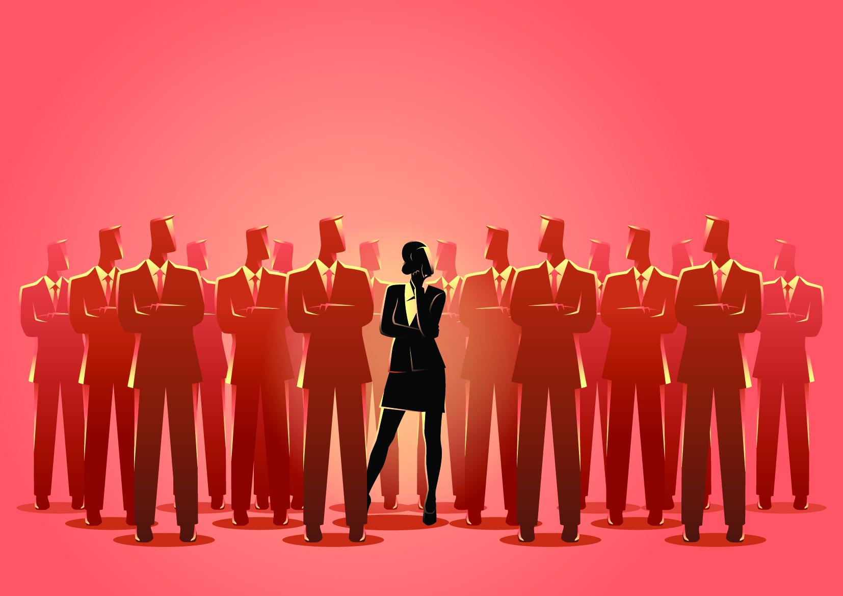 Šovinistické startupy: Investoři preferují firmy, které vlastní muži