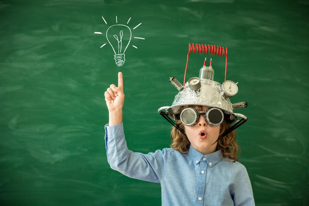 Chcete mít kreativní děti? Nadělte jim něco hodně jednoduchého
