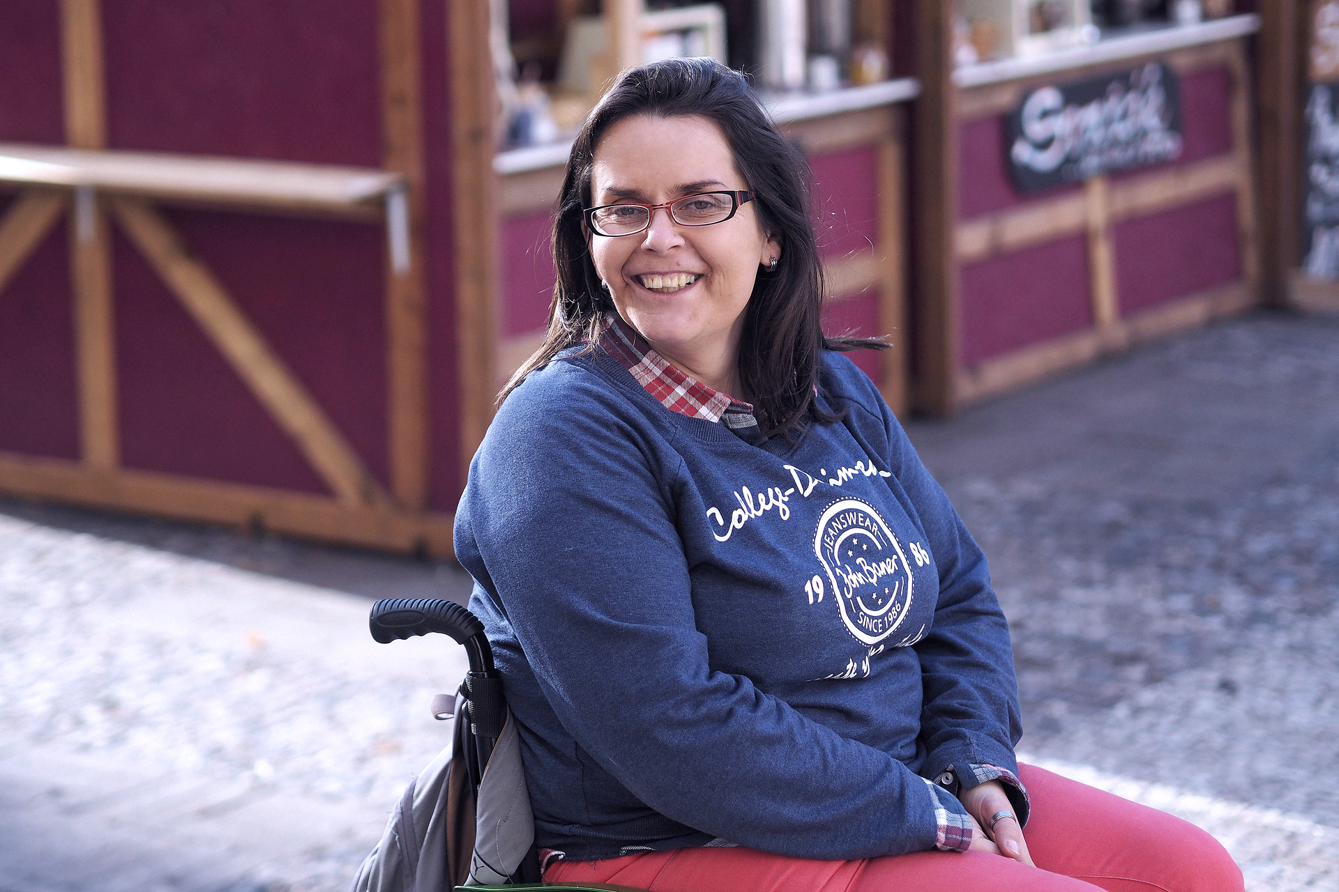 Nejlepší česká tenistka na vozíku: Teď sháním peníze na Tokio
