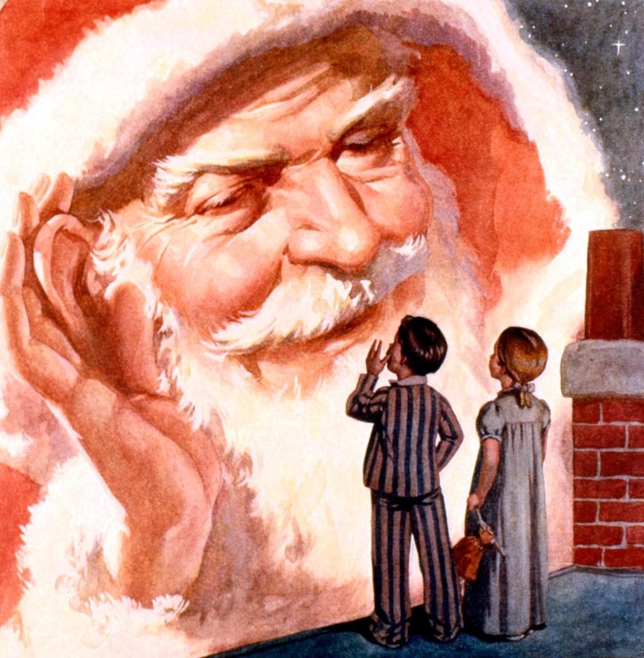 Santa pochází vlastně z Turecka. A kdo vymyslel soba Rudolfa?
