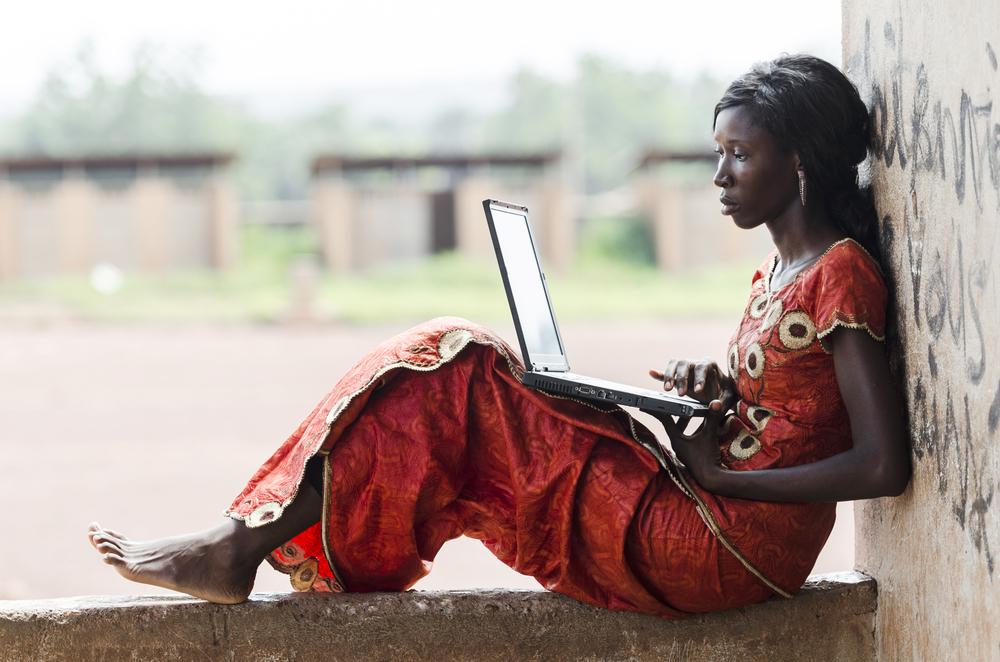Připojení k internetu má pozitivní vliv na život v Africe