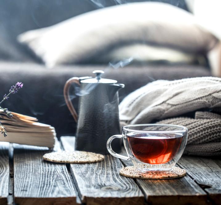 Zalévejte čaj studenou vodou, budete zdravější