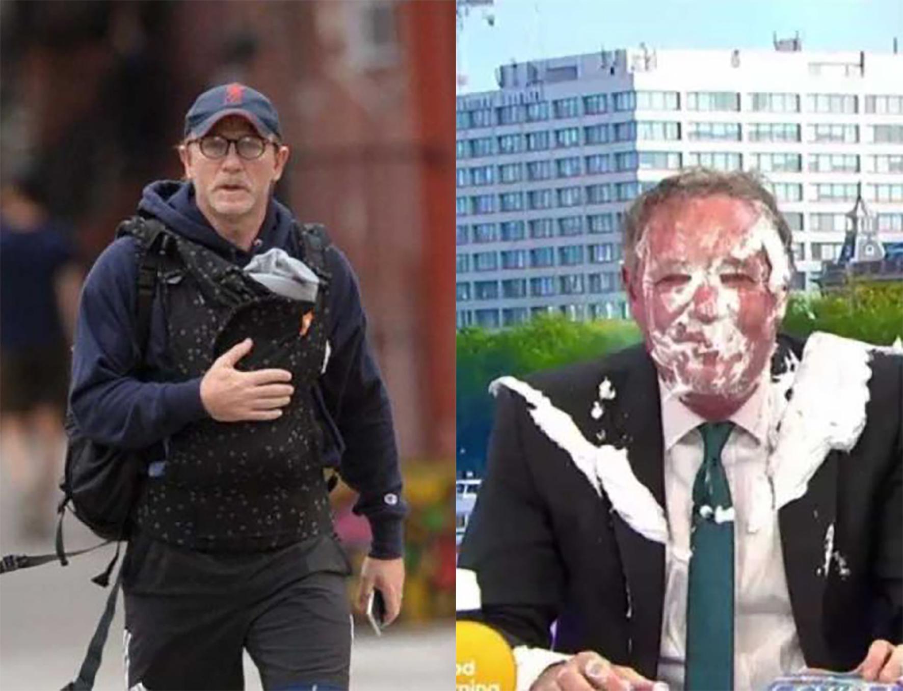 Piers Morgan se vysmál Danielu Craigovi kvůli nosítku. A Twitter se vysmál Piersu Morganovi