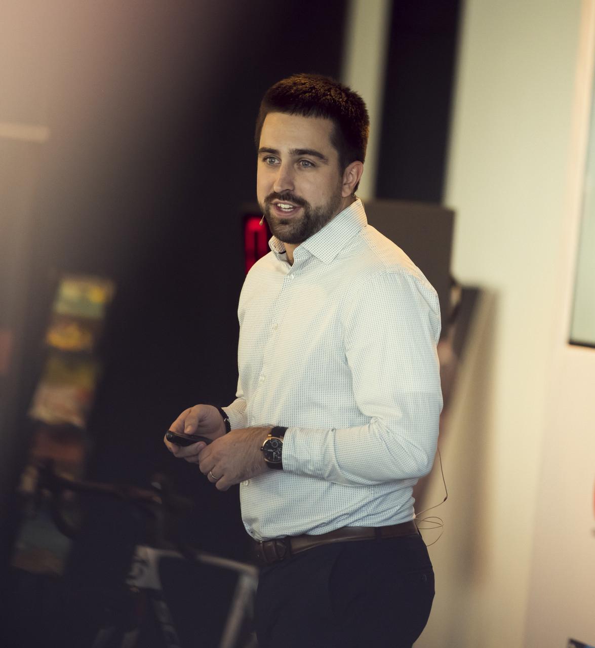 Ladislav Dyntar: počítačové hry bude brzy sledovat více lidí než sport