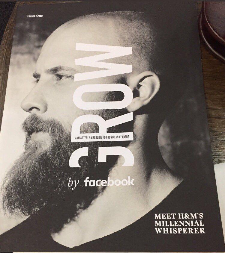 Facebook vydává magazín a odmítá mu říkat magazín