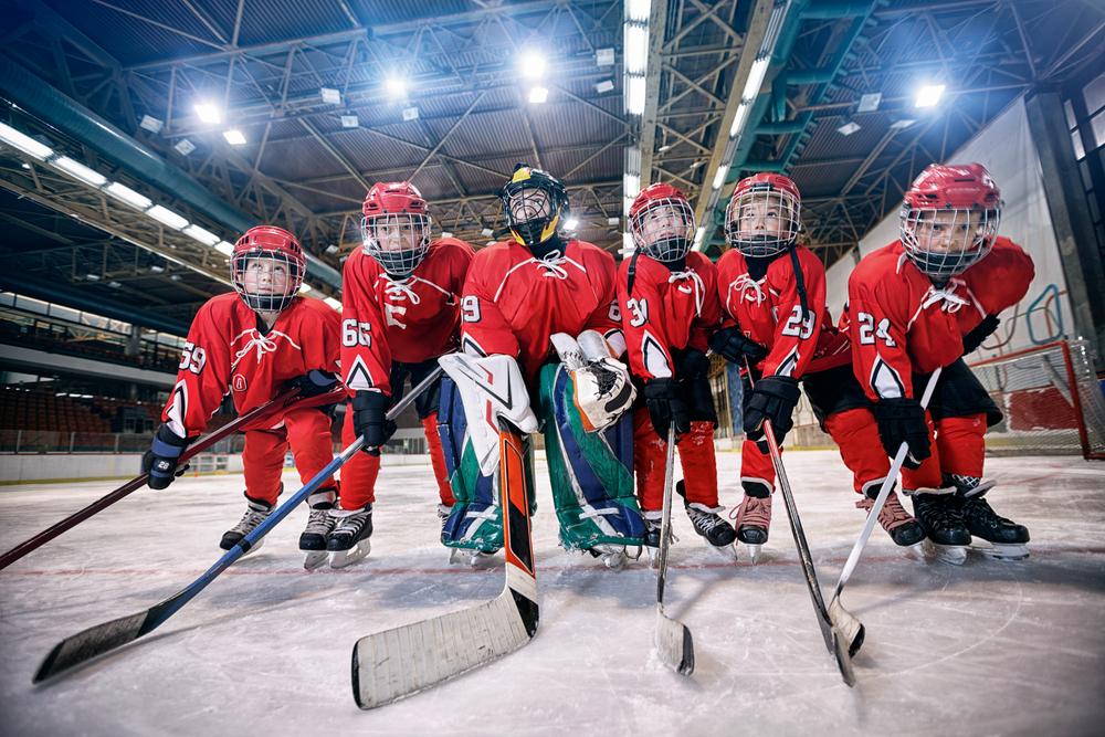 Jak zvýšit výkon mužstva hokejistů? Trenéři mají offline recept