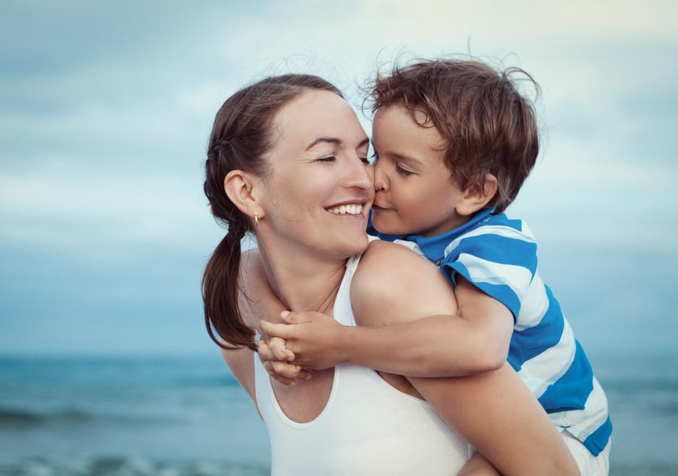 Pět gumiček: jednoduchý trik, který pomůže zachovat pozitivní atmosféru mezi vámi a vašimi dětmi