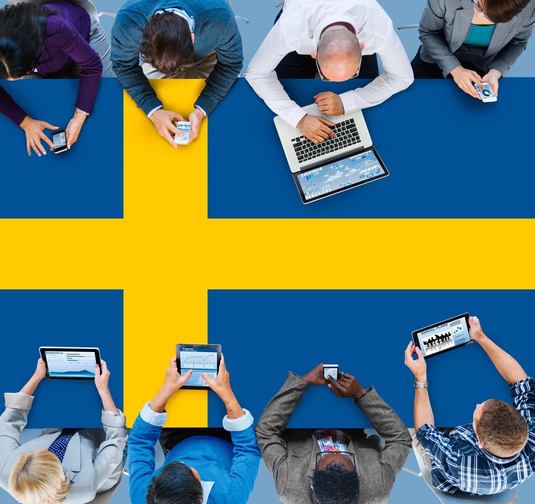Konec švédského experimentu s Twitterem pro lidi