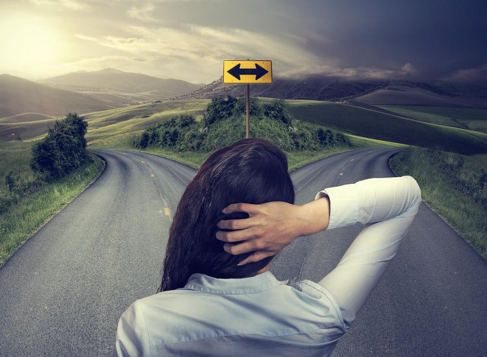 Proč rozhodování bolí? Většinou nám zamkne zadní vrátka