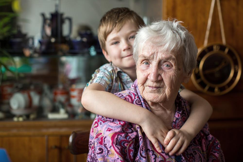 Lucie Jonová: Jak předškoláci vracejí seniorům chuť do života