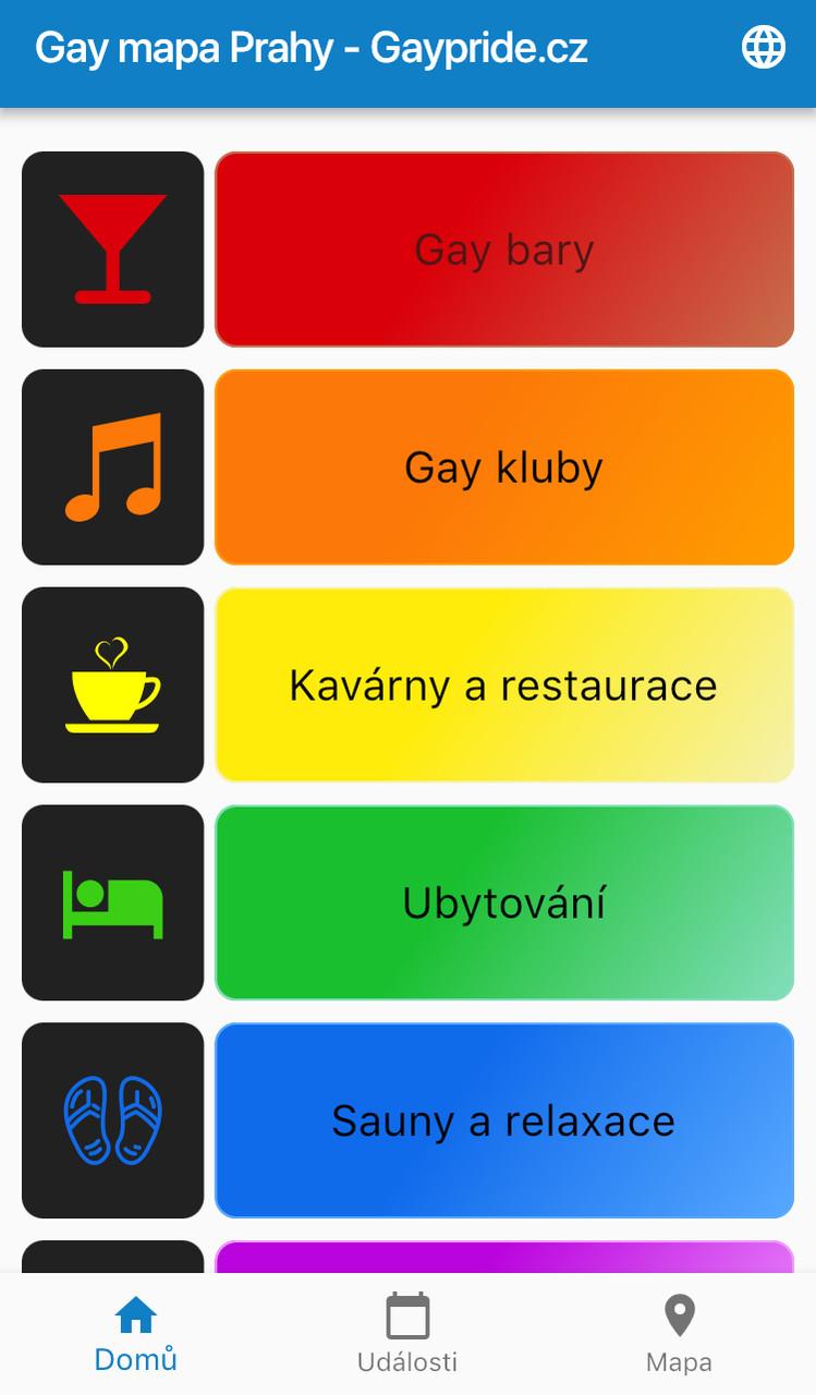 Duhova Aplikace Ma Podporit Gay Turismus V Praze Flowee