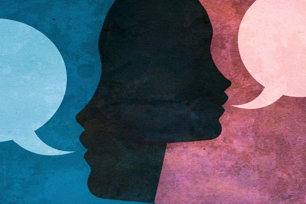 Jsou ženy upovídanější? Jen doma. Na veřejnosti víc mluví muži