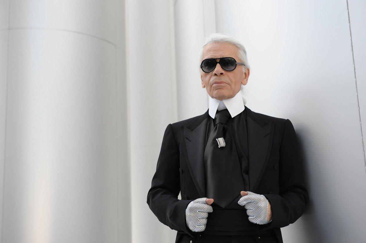 Zemřel Karl Lagerfeld, Lenin globální módy