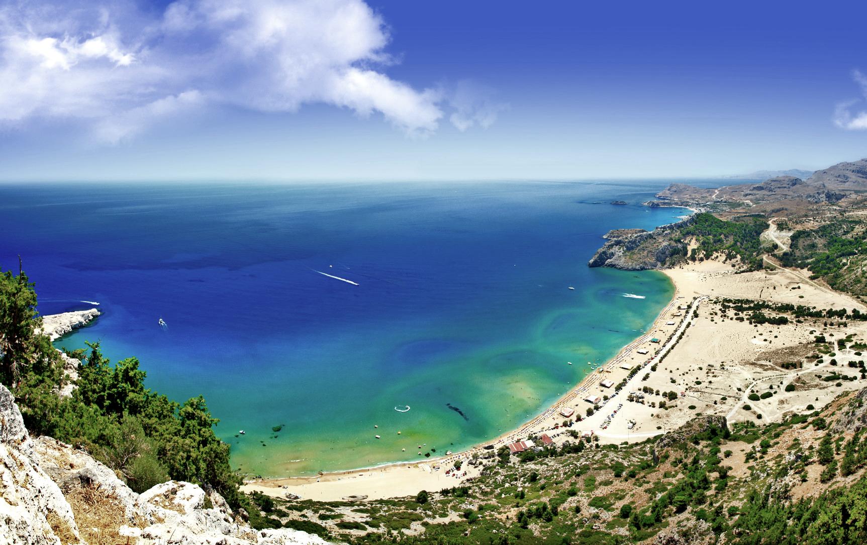 Když se řekne Řecko, co vás první napadne? Dovolená na Rhodosu?