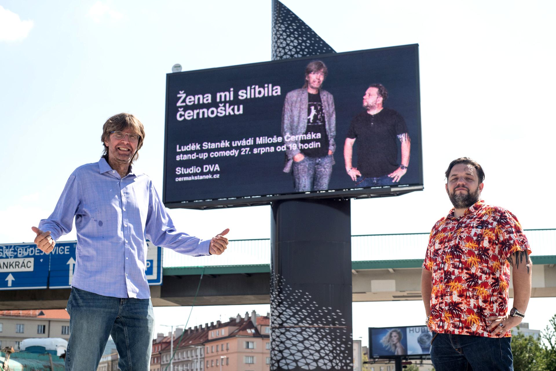 Miloš Čermák, Luděk Staněk: Dobrý vtip vždycky někoho urazí