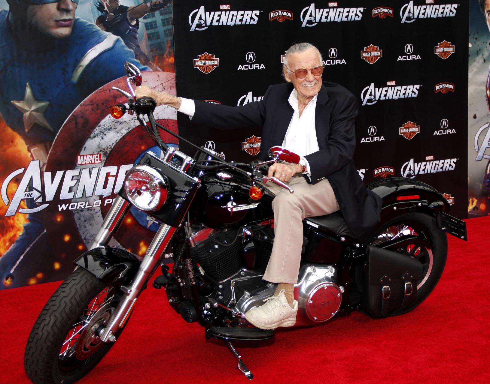 Odešel Stan Lee, duchovní otec Avengers. Bylo mu 95 let